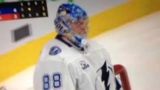 NHL Vasilevskiy Save of the year
