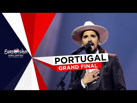 The Black Mamba - Love Is On My Side - Portugal ?? - Grand Final - Eurovision 2021
