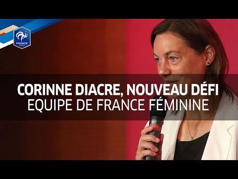 Equipe de France Féminine : Le nouveau défi de Corinne Diacre