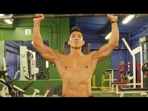 Mass Building Shoulder Workout