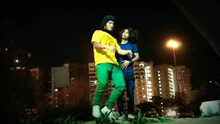 Daru badnaam song freestyle dance cover by sunder and Vijay last kings