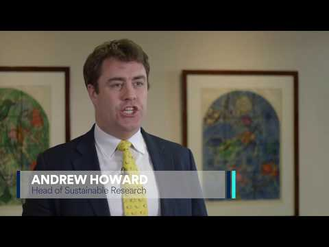 60 seconds with Andrew Howard on Tackling Climate Change