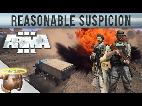 """Reasonable Suspicion"" ARMA 3 custom mission by EvilViking13"