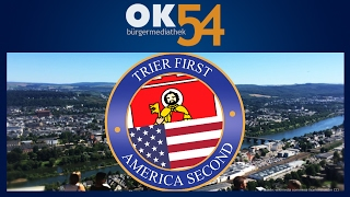 Trier first. America second. It