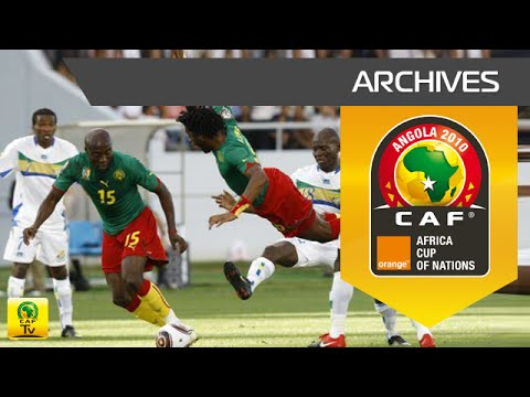 Cameroon vs Gabon & Zambia vs Tunisie | Orange Africa Cup of Nations, ANGOLA 2010
