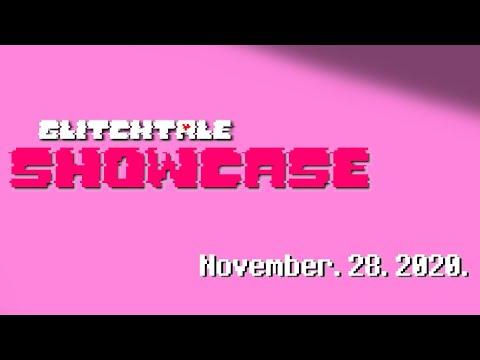 GLITCHTALE SHOWCASE #1 | November 2020