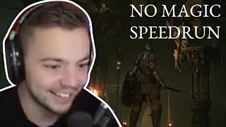 Demon's Souls Remake - No Magic Speedrun in 51:30 RTA