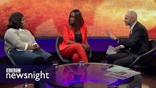 Deferential kneeling: proud heritage or obstacle to social progress? – BBC Newsnight