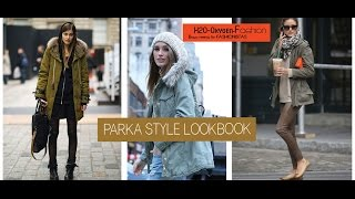 Parka Jackets | How to Style | Lookbook