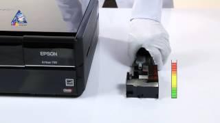 Что такое абсорбер (памперс) и его роль в принтере