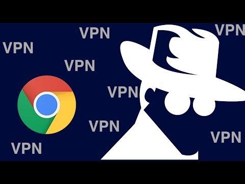 Умный и бесплатный VPN для Chrome!