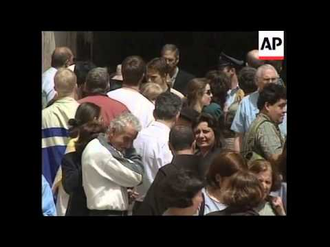 ISRAEL: CHURCH OF THE HOLY SEPULCHRE EASTER MASS
