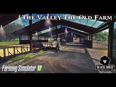 TEST N°2 THE VALLEY THE OLD FARM FS17 COWS