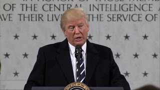 Repeat youtube video Trump's First Meeting With the CIA