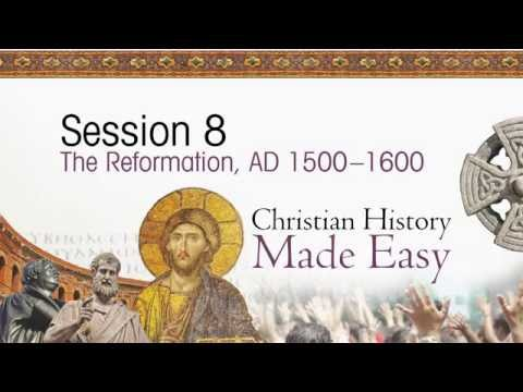 Martin Luther and The Protestant Reformation - Christian History Made Easy