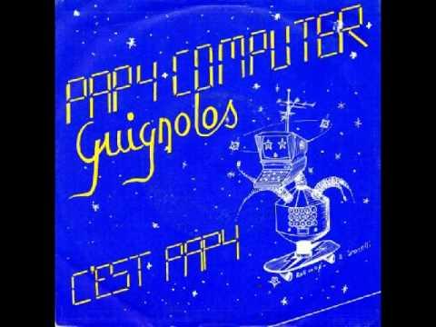 Guignolos - Papy Computer