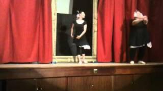 Mirror Dance Comedy Ballet