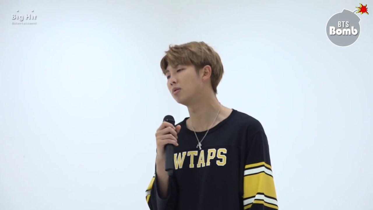 [BANGTAN BOMB] 613 BTS HOME PARTY Practice - Unit stage 'R&V' - BTS (방탄소년단)