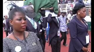 Stephen Keshi Burial