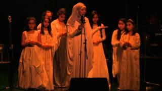 Poésie Abir - fête Al Mawlid Annabaoui 2014 - Jeunesse Bel Agir -- JBA