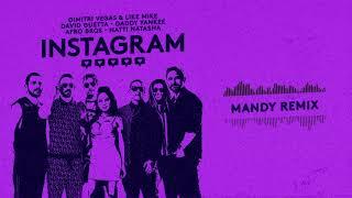Dimitri Vegas&Like Mike,David Guetta,Daddy Yankee,Afro Bros,Natti Natasha-Instagram (Mandy)