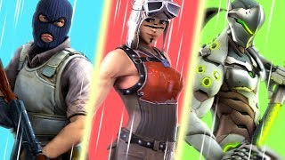 which game requires more skill? (Overwatch vs Fortnite vs Counter strike)