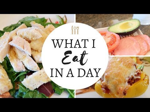 🍓 WHAT I EAT IN A DAY 🍓