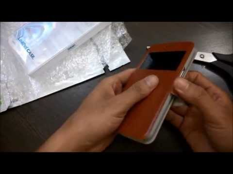 MOFI Smart View Flip Case for Samsung Galaxy Grand 2
