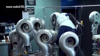 Как делают ВОДОМЕТНЫЕ НАСАДКИ Outboard Jets США │стихия воды абакан