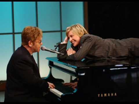 """Elton John """"Making Whoopie"""" (2003)"""