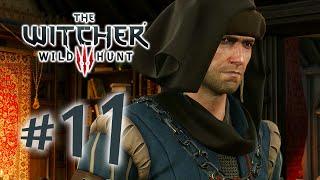 The Witcher 3 Wild Hunt - Parte 11: Conspiração!? [ PC 60FPS Playthrough PT-BR ]