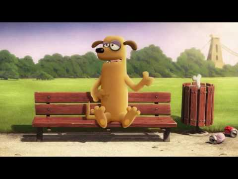 Loneliness and Isolation in Edinburgh - by Aardman Animation