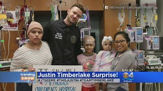Trending: Justin Timberlake Steps Up