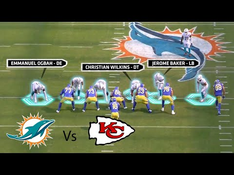 SURPRISE: Miami Dolphins's Defense'll CONFUSE & STOP Mahomes with this EASY Method!