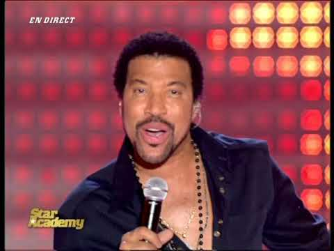 Star Academy 6 France HD - P2 18   Lionel Richie   I Call It Love