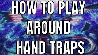 HOW TO PLAY AROUND HAND TRAPS W PENDULUMS