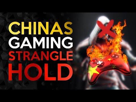 Chinas Stranglehold on Gaming