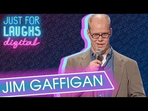 Jim Gaffigan Stand Up - 2000