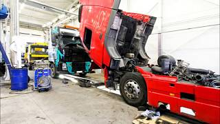 Semi-Truck Repair Services and Cost in Omaha NE | Mobile Auto Truck Repair Omaha