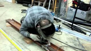 Cable hoist / beam trolley. Scrap build (part 1)