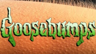 GOOSEBUMPS NIGHT OF SCARES CHALKBOARD SCRATCHING