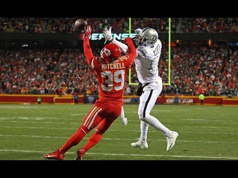 Terrance Mitchell vs Raiders (NFL TNF Week 14 - 2016) - 5 Tkls + PDEF! Clutch!   NFL Highlights HD