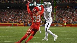 Terrance Mitchell vs Raiders (NFL TNF Week 14 - 2016) - 5 Tkls + PDEF! Clutch! | NFL Highlights HD