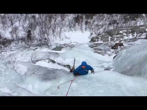 Winter Climbing trip to Baxter State Park | Maine Ice Climbing & Mountaineering