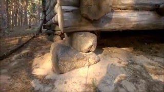 видео Как сделать сарай своими руками из досок без фундамента