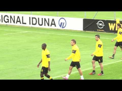 """Ciro Immobile und Adrian Ramos beim BVB: """"Verstehen, wie Dortmund tickt""""   Borussia Dortmund"""