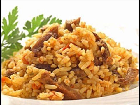 Как я готовлю рассыпчатый рис.Рассыпчатый рис с мясом.