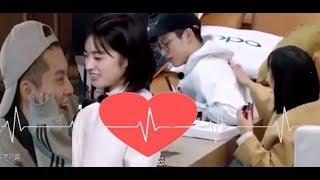 Dylan Wang & Shen Yue - Didi Jealous (yue Yue Scrubs Didis Back)