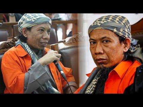 Beredar Luas, Rekaman Suara Aman Abdurahman yang dipakai untu menenangkan Napi Teroris di Mangko Brimob