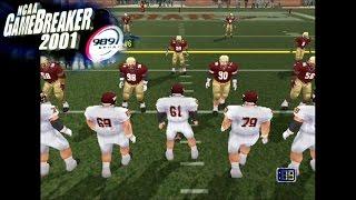 NCAA GameBreaker 2001 ... (PS2)